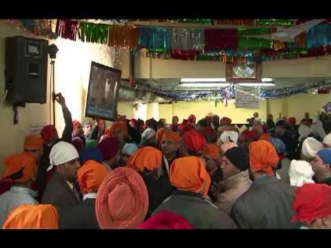 Shree Guru Ravidas Temple Ny March 3, 2013 Part 1 video