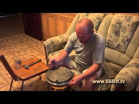Изготовление охотничьей дроби в домашних условиях Часть 2 - Видео города Украины