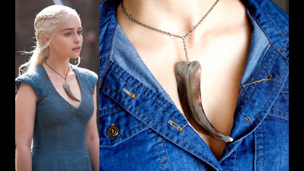 Cosplay tutorial daenerys targaryen got youtube for Daenerys targaryen costume tutorial