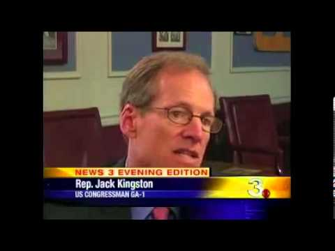 Congressman Jack Kingston talks NSA on WRBL