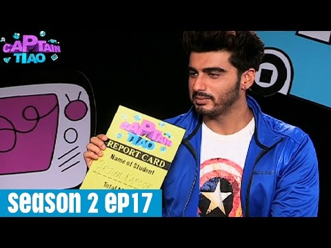 Captain Tiao Interviews Arjun Kapoor | Season 2 | Episode 17