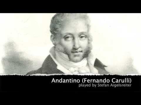 Andantino (Fernando Carulli)