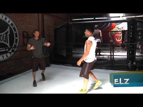 Victor Ortiz One-on-One