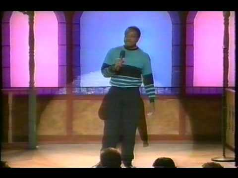 Brian Copeland - MTV Comedy Half Hour (Hosted by Mario Joyner, circa 1990)