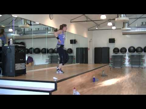 Zumba Fitness Med Maria Belly Dance video
