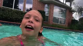 Pool fun with KSS part 2!