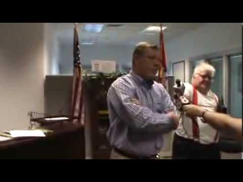 Farm Bill Protest at Rick Crawford's Jonesboro Office, 8/23/13