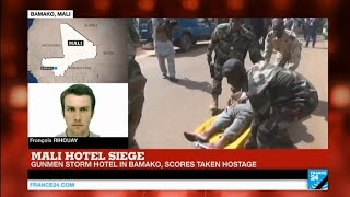 "Mali attacks: islamist terrorists ""holding no more hostages"" in Radisson hotel siege"