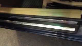 BMW E46 3-Series Door Sill Replacement DIY