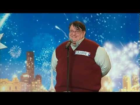 Darren Jones - Australia Got Talent 2012