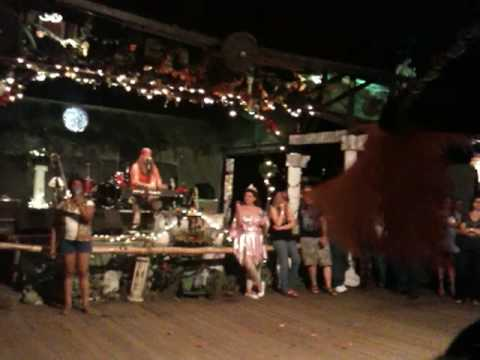 "2009 Skipper s Smokehouse ""Freakers Ball"" Footage from iPhone Costume"