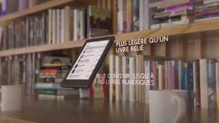 Kobo Glo HD  (French Promo)