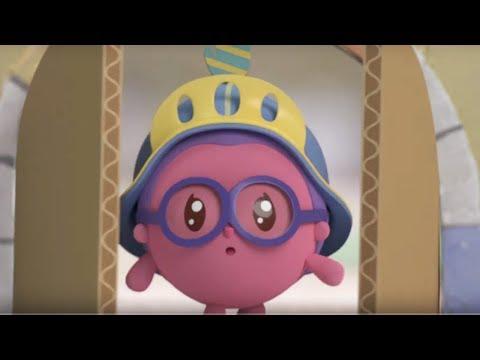 Малышарики - новые серии - Замок (134 серия) Развивающие мультики для самых маленьких