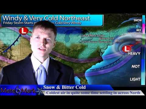 Major Winter Storm & Blizzard Conditions Northeast : Jan 2, 2014