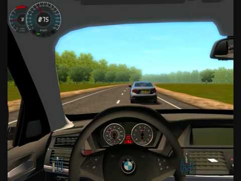 Car City Driving 2.2.7 - BMW x5 Test Drive By Jumper - YouTube