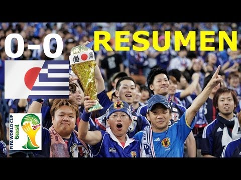 Japon vs Grecia 0-0 Resumen HD Brasil 2014 Japan vs Greece Highlights 19/06/2014