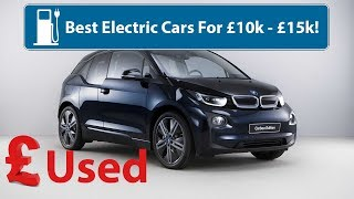 Best Electric Cars For 10k to 15k (Used)