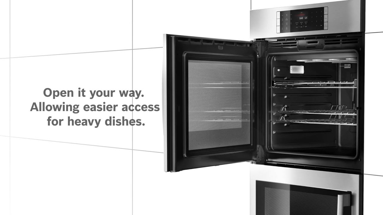 Bosch Sideopening Doors Youtube