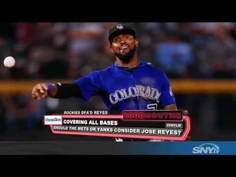 Jose Reyes back to New York?