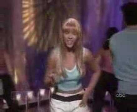 ...Baby One More Time (The View)