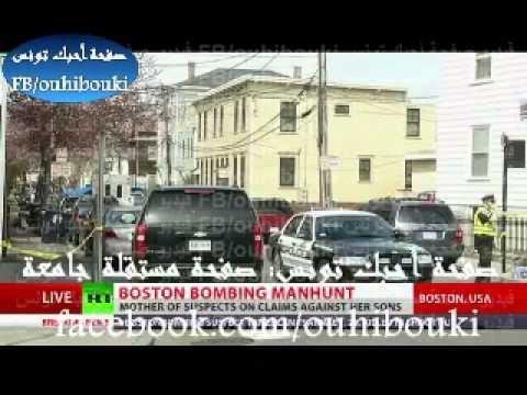 image vid�o والدة المتهمين في تفجيرات بوسطن تتهم الحكومة الأمريكية وراء التفجيرات