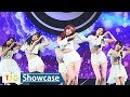 GFRIEND 'Time For The Moon Night' Showcase Stage