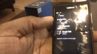 Boxing the Nokia N9