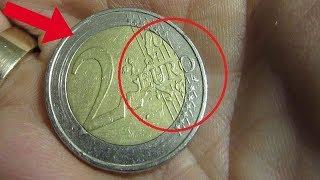 CETTE PIÈCE DE 2€ VAUT 600€ ! Vérifiez vos portes-monnaies !