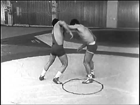 Техника вольной борьбы!!!Techniques of freestyle wrestling PART 2 Image 1