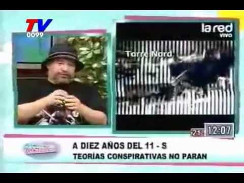 SALFATE  /  conspiracion Torres gemelas y el pentagono  / [ 13 / 09 / 2011 ]   PARTE 1