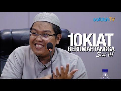 Kajian Islam: Sesi#1 - 10 Kiat Berumah Tangga - Ustadz Firanda Andirdja, MA