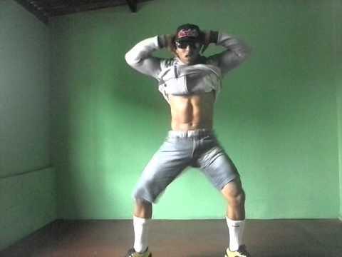 Luiz Alex dançando Mc magrinho -  DUM DUM