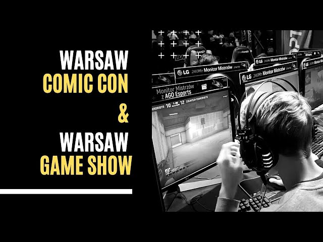Będę grał w gry, czyli relacja z Warsaw Comic Con & Warsaw Game Show