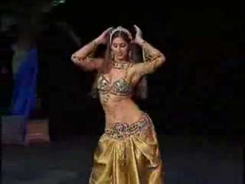 Belly Dance With Arabic Song video