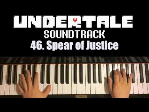 Misc Computer Games - Undertale - Spear Of Justice