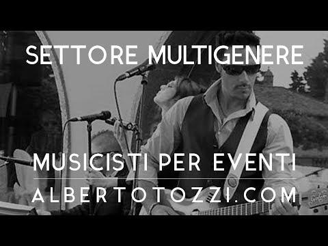Musica per Matrimonio - Duo chitarrista cantante e voce femminile 2