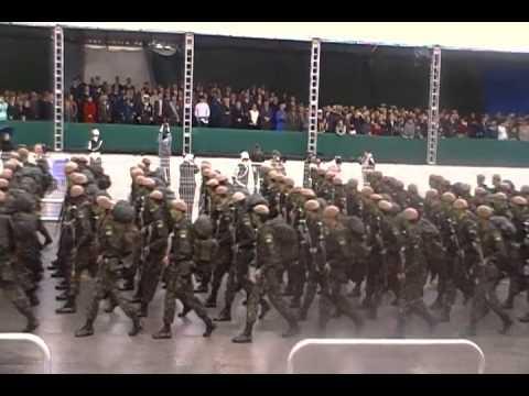 DESFILE DA TROPA DO EXÉRCITO BRASILEIRO  pt-3