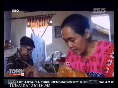 [ANTV] Topik Malam Weekend Bangkitnya Batik Setelah Porak Poranda Oleh Belanda