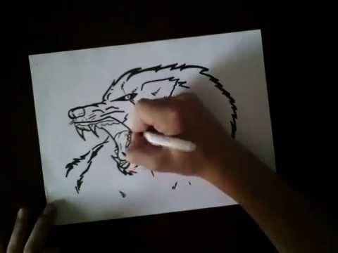 Видео как нарисовать белого тигра