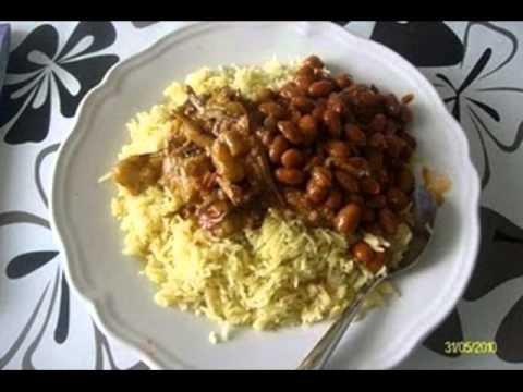 Tanzanian Foods Mahanjumatti- Vitumbua Dengu Kashata Sambusa Chapati Pilau Pweza nk