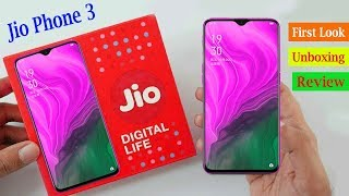 Jio Phone 3 Unboxing | 45MP | 5G | 6GB RAM Jio Phone 3 Price | Jio Phone 3 Launch Date