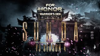 For Honor: Warrior's Den Livestream November 14 2019 | Ubisoft [NA]