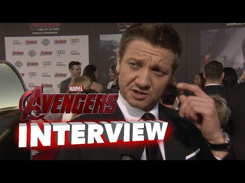Marvel's Avengers: Age of Ultron: Jeremy Renner