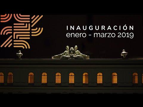 Video Inauguración Enero - Marzo 2019 | LHCM