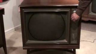 Watch a 1965 Zenith COLOR Television with original programming!