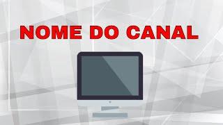 Como alterar o nome do seu canal  no Youtube 2015