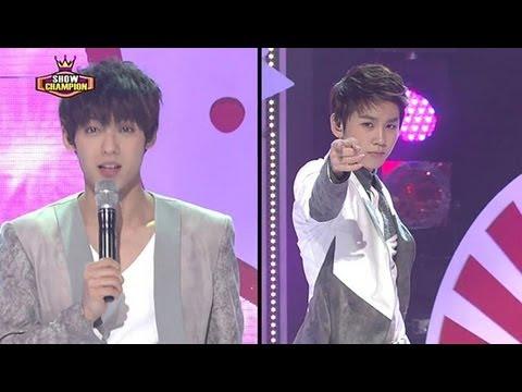 BTOB - 2nd Confession, 비투비 - 두 번째 고백, Show Champion 20130417