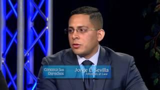 Conozca Sus Derechos-Inmigracion Part 1