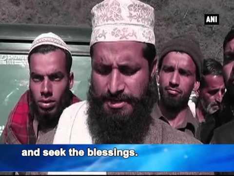 Urs of a Sufi saint Baji Ismail held in Jammu and Kashmir