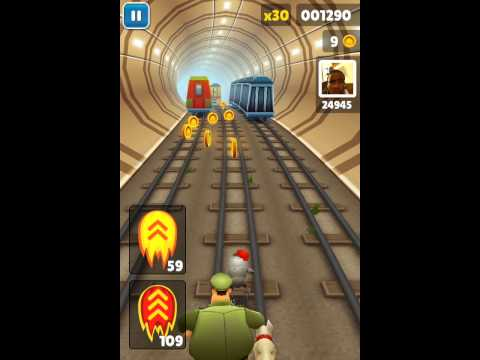 New Subway Surfer Update - New Everything!